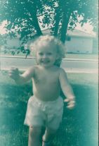 Julianne, age three